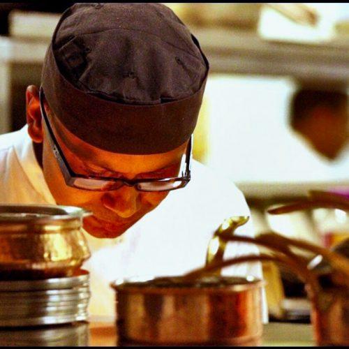 Chef Sudha Saha